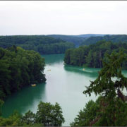 Jezioro Ciecz – Łagów lub.